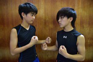 Jr50kg加藤VS野田